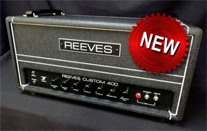 Reeves Custom 400 Bass Amplifier